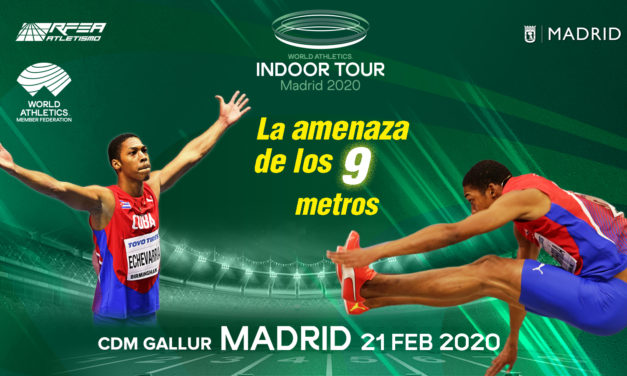 Juan Miguel Echeverría wants to take off in Madrid