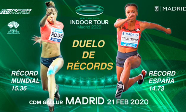 Duelo de récords en Madrid