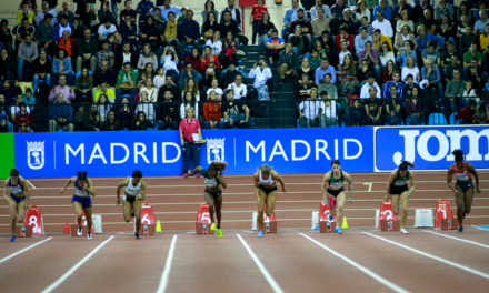 Madrid será la final del World Indoor Tour