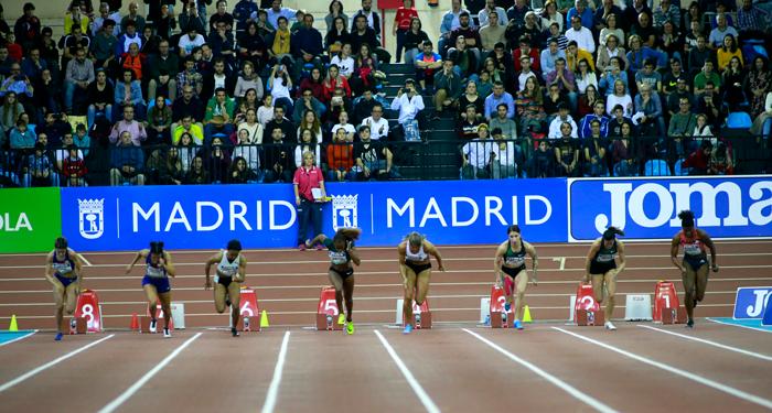 Madrid será la final del World Indoor Tour