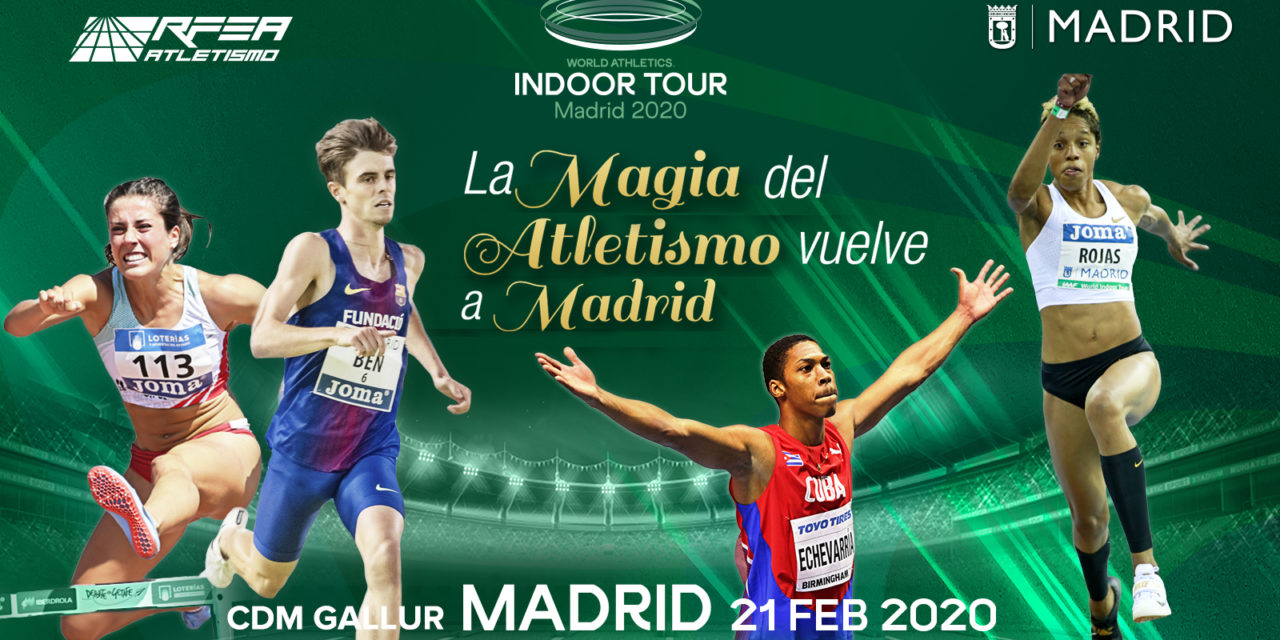 Gallur decide a los campeones del World Indoor Tour