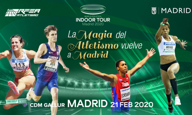 Madrid to decide World Athletics Indoor Tour winners