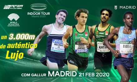 Barega and Bekele top Madrid's 3000m world class field