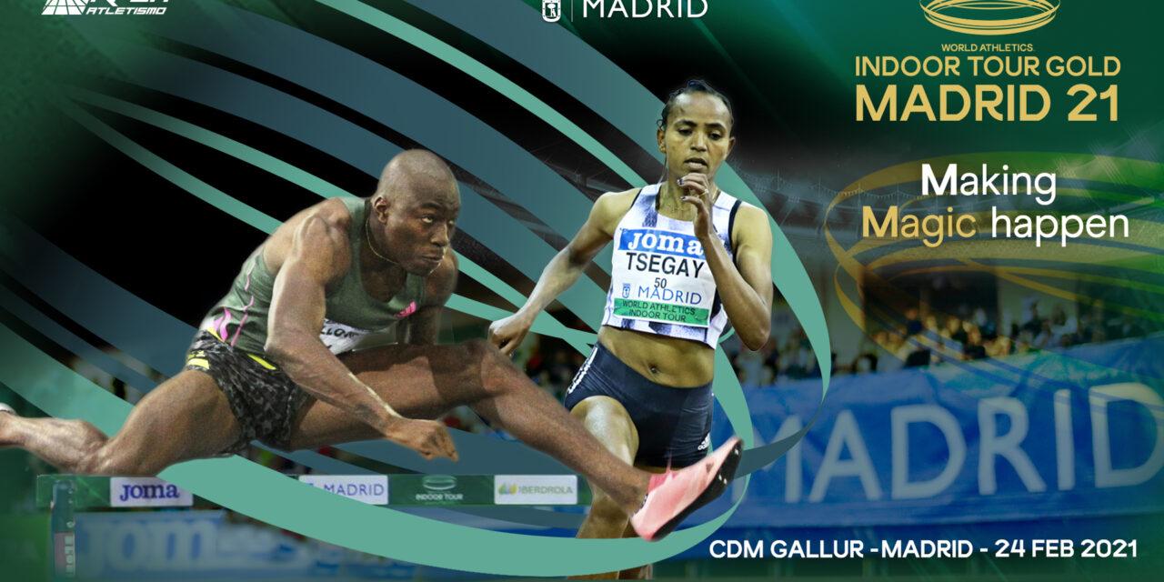 Madrid, making magic happen