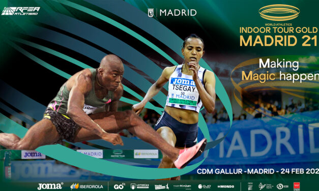 Madrid to crown eight World Indoor Tour champions