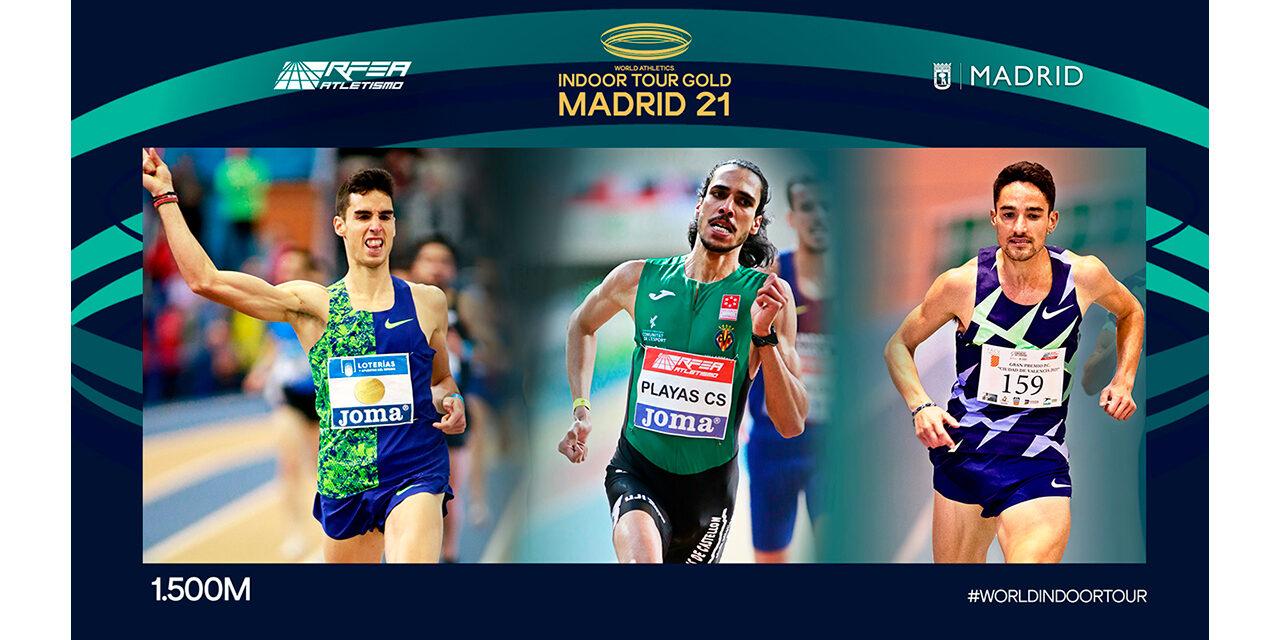 Los 'magos' del atletismo español, bajo el hechizo de Madrid