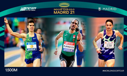 European silver medalist Husillos and stellar 1500m trio to lead Spain's men field in Madrid