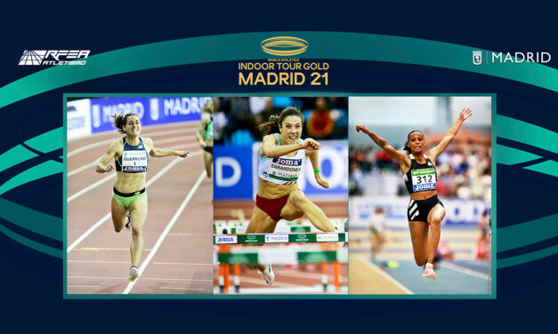 Peleteiro aims to find back the path to medals in Madrid
